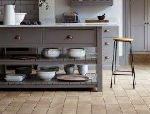 Selecting the perfect kitchen floor